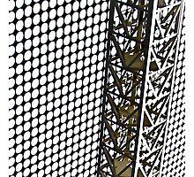 design hub Photographic Print