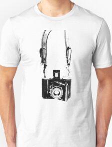 Old School Camera Unisex T-Shirt