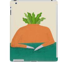 Veghead iPad Case/Skin