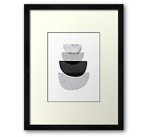 Scandinavian Art Framed Print