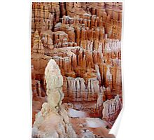 Town Crier ~ Bryce Canyon Poster