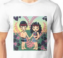 Poi, Haka amongst the Kawakawa Unisex T-Shirt