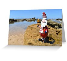 Christmas at Blue Bay 5 Greeting Card