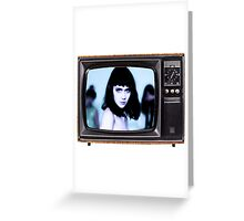 Grimes TV Greeting Card