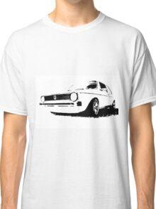 MK 1 Golf outline Classic T-Shirt