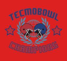 TECMO CHAMPIONS One Piece - Short Sleeve