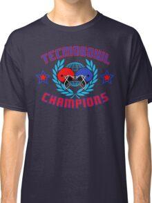 TECMO CHAMPIONS Classic T-Shirt