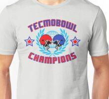 TECMO CHAMPIONS Unisex T-Shirt