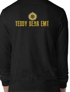 Teddy Bear EMT - Supernatural Long Sleeve T-Shirt