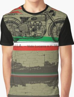 Parilla 250 Sport Graphic T-Shirt