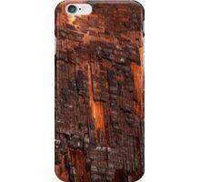 Burnt Wood iPhone Case/Skin