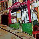 The Shop  Boucherie Charcuterie by fiat777