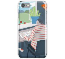 Working Window iPhone Case/Skin