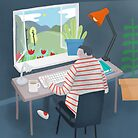 Working Window by Mark Conlan