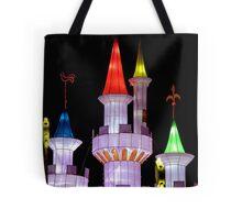 Fairy Tale Castle Tote Bag