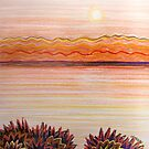 Perfect Pastels - Sunset  by Georgie Sharp