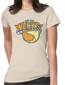 New York Necks Womens Fitted T-Shirt