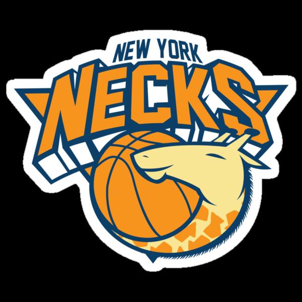 New York Necks by AJ Paglia