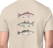 Inshore Slam Watercolor Unisex T-Shirt