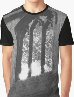 Sunlight on Cathedral window Graphic T-Shirt