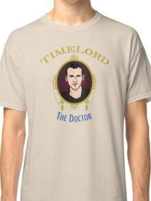 Dr. Who - Timelord - Ninth Doctor (Variant) Classic T-Shirt