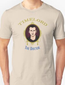 Dr. Who - Timelord - Ninth Doctor (Variant) T-Shirt