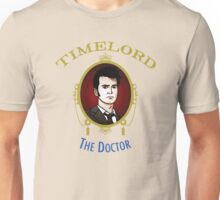 Dr. Who - Timelord - Tenth Doctor (Variant) Unisex T-Shirt