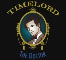 Dr. Who - Timelord - Eleventh Doctor (Variant) Kids Clothes
