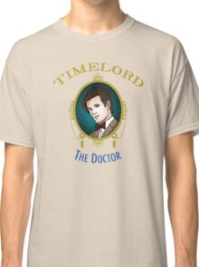Dr. Who - Timelord - Eleventh Doctor (Variant) Classic T-Shirt