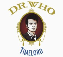 Dr. Who - Timelord - Tenth Doctor One Piece - Short Sleeve