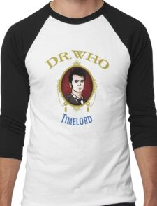 Dr. Who - Timelord - Tenth Doctor Men's Baseball ¾ T-Shirt