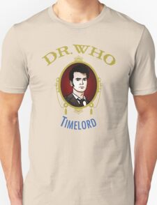 Dr. Who - Timelord - Tenth Doctor T-Shirt