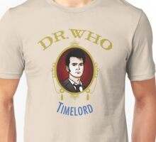 Dr. Who - Timelord - Tenth Doctor Unisex T-Shirt