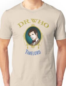 Dr. Who - Timelord - Eleventh Doctor Unisex T-Shirt