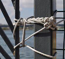 Not so nautical - Hasköy ferry dock by Marjolein Katsma