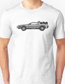 NOW IS THE FUTURE - Delorean 1985 Unisex T-Shirt