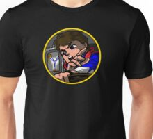 Time Travel Racer Unisex T-Shirt