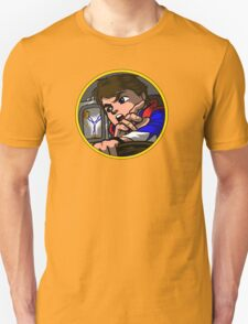 Time Travel Racer T-Shirt