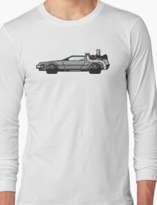 NOW IS THE FUTURE - Delorean 2015 Long Sleeve T-Shirt