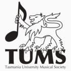 Rampaging B&W TUMS Lion Logo by TUMS