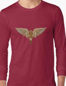 Steampunk T-shirt Peregrine 1 Long Sleeve T-Shirt