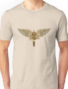 Steampunk T-shirt Peregrine 1 Unisex T-Shirt