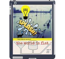 news splash iPad Case/Skin