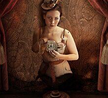 intermission usher by Jena DellaGrottaglia
