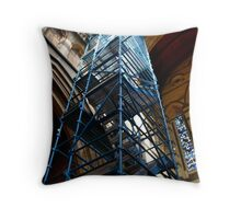 Splitting the Difference 42 Throw Pillow