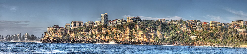 Location, Location - Freshwater, Sydney Australia (40 Exposure HDR Pano) - The HDR Experience by Philip Johnson