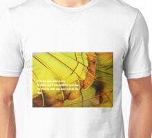 Rumi poem Unisex T-Shirt