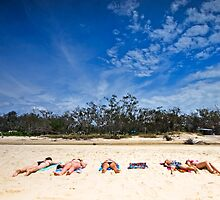 Bakers Delight - Nth Stradbroke Is. Qld Australia by Beth  Wode