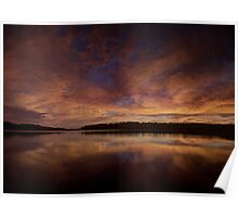 The Promise - Narrabeen Lakes, Sydney Australia - The HDR Experience Poster