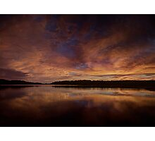 The Promise - Narrabeen Lakes, Sydney Australia - The HDR Experience Photographic Print